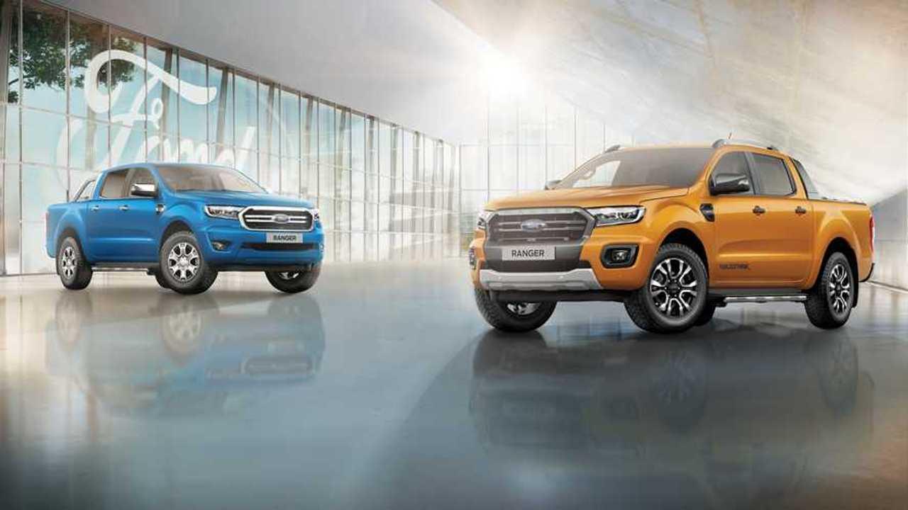 2019 Yeni Ford Ranger Resmi Görüntüleri