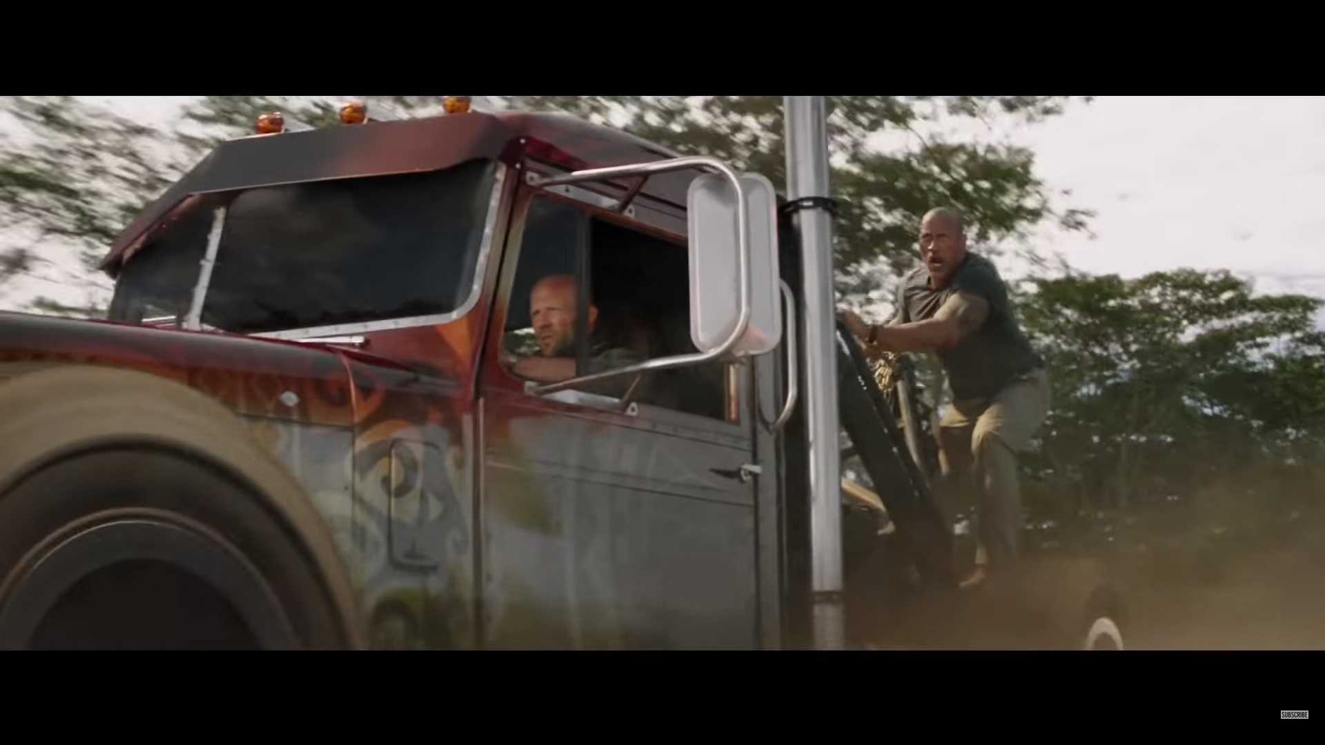 New Hobbs Shaw Trailer Has More Fights Jokes And Awesome Cars