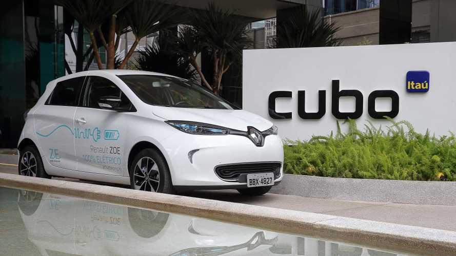 Renault lança sistema de compartilhamento do Zoe no Brasil