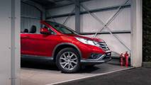 Honda CR-V Roadster April Fools