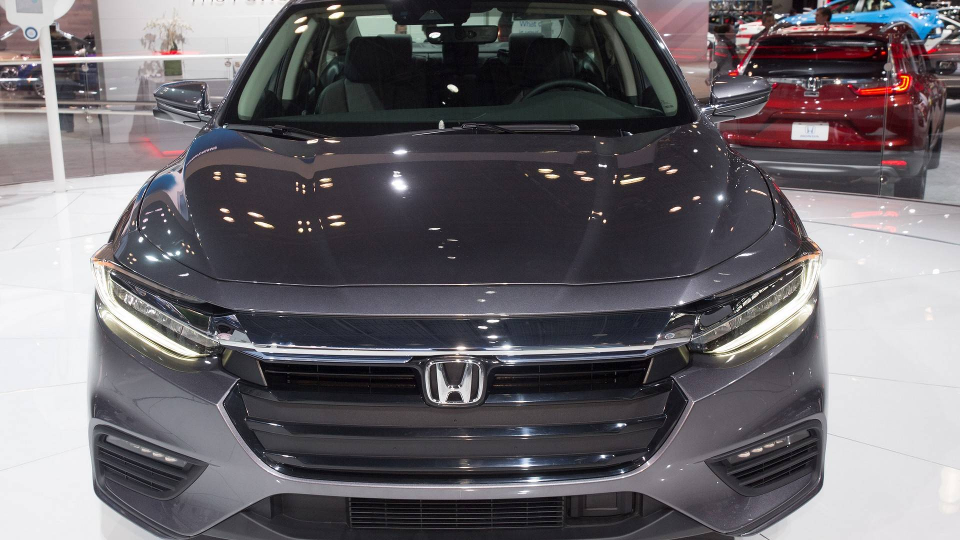 Image result for honda insight 2018 on the road