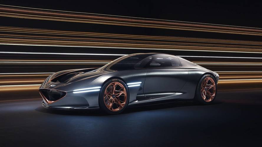 New Genesis Electric Concept Coming To New York