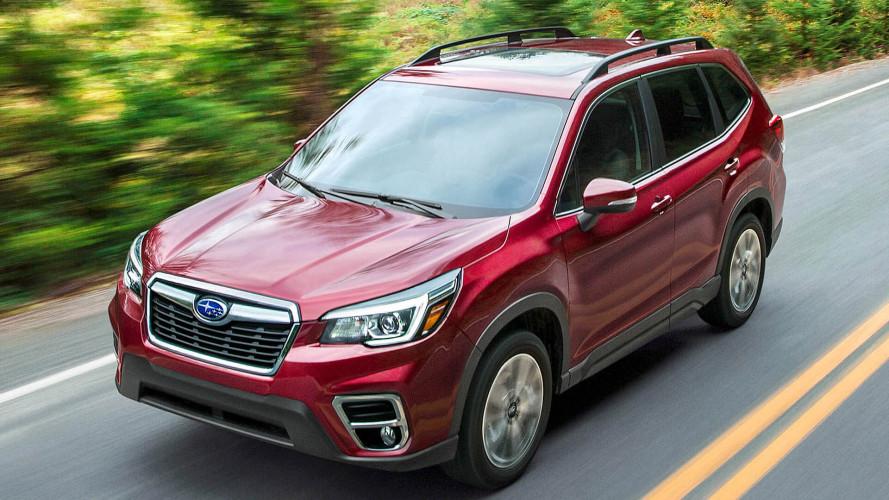 Subaru Forester (2018): Neue Plattform, mehr Platz und Technik