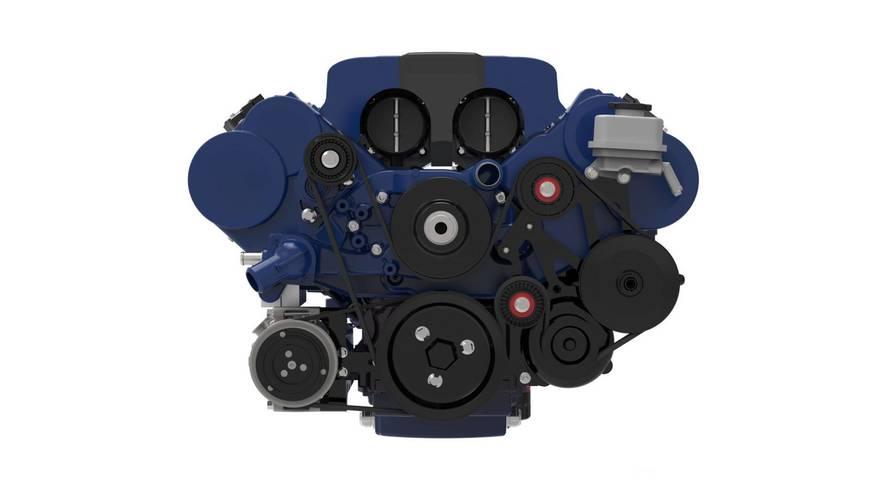 Mercury Marine SB4 crate engine