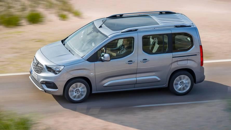 Opel Combo Life, 130 CV e tanto spazio