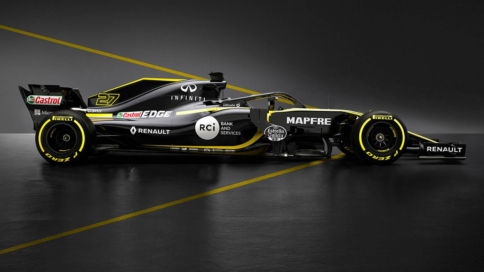 Renault F1 Team Rs18 Motor1com Fotos