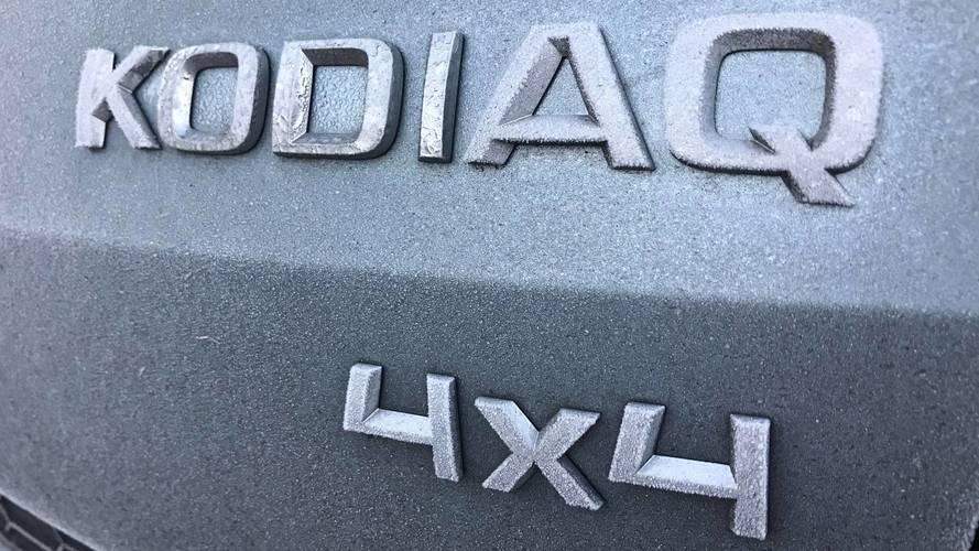 2016 Skoda Kodiaq