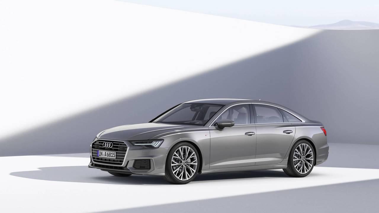 Nuova Audi A6 2018