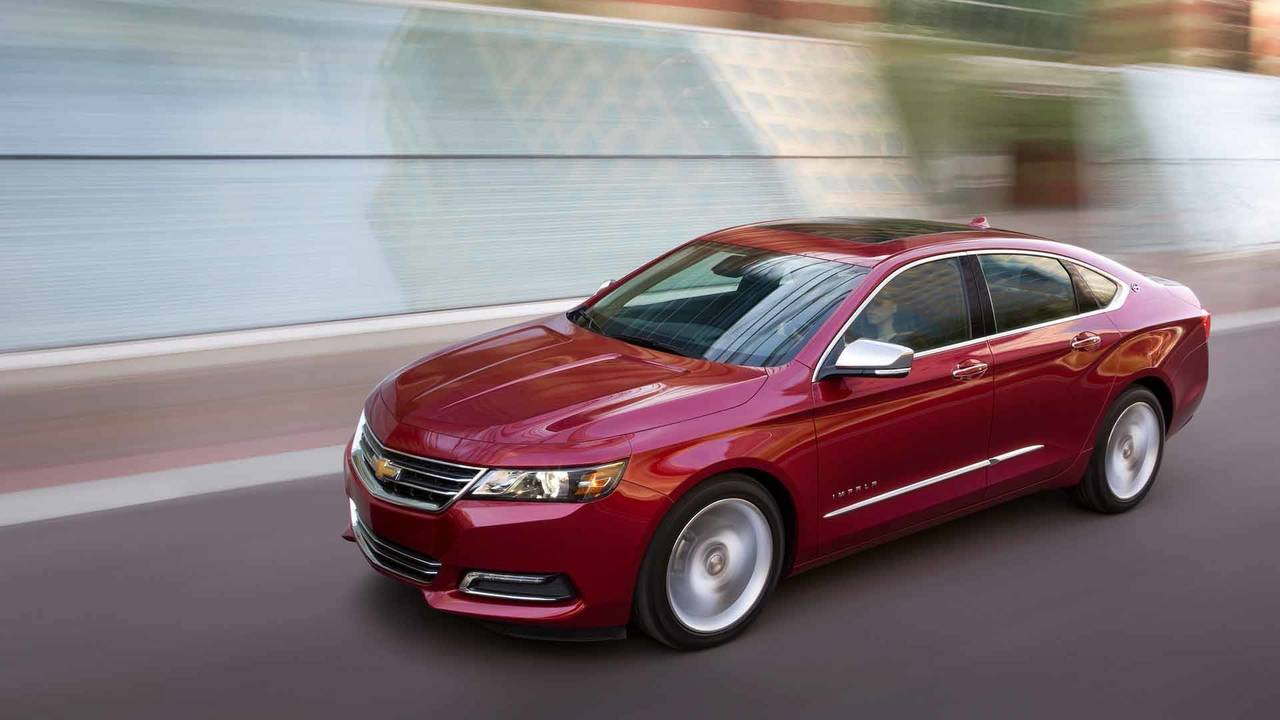 2018 Chevrolet Impala: Value-For-Money