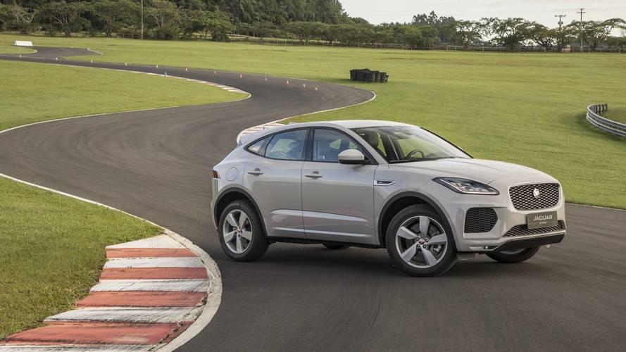 Jaguar E-Pace (Brasil)
