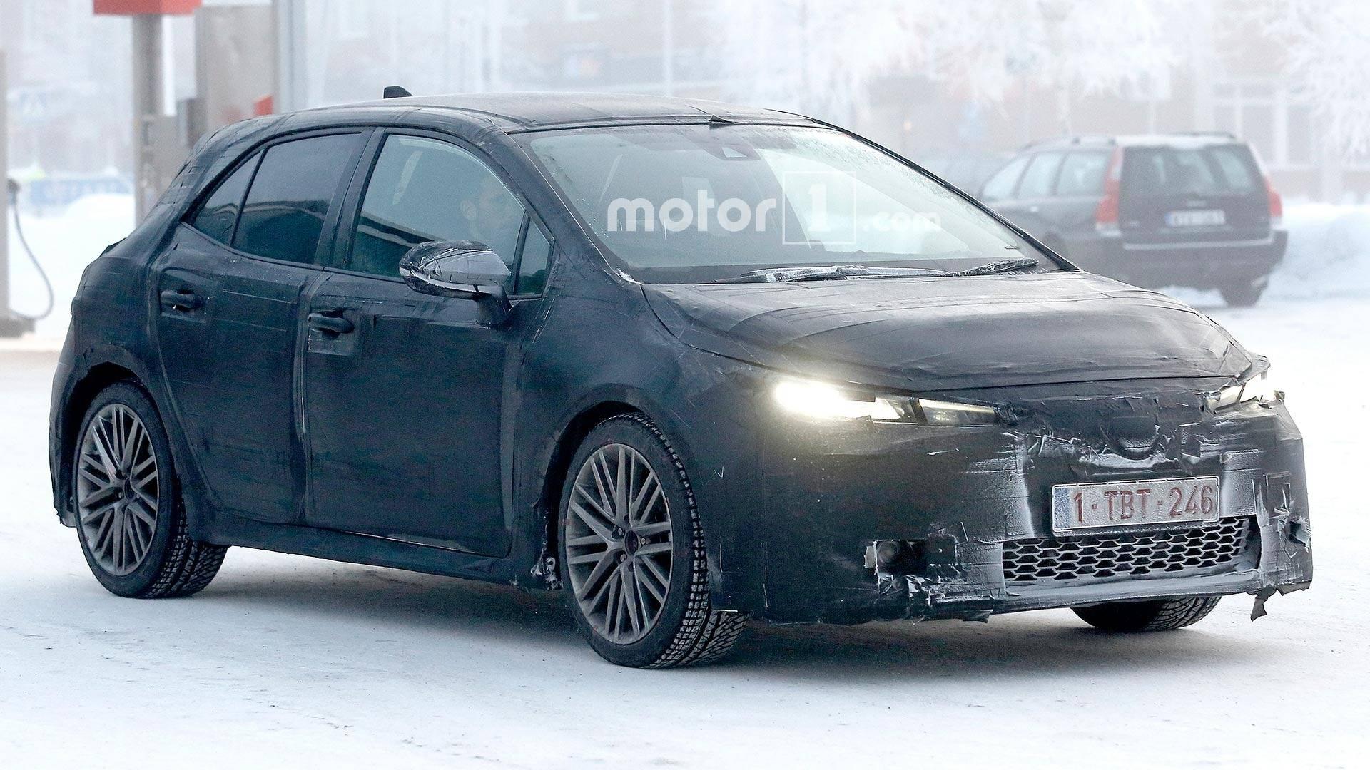 2019 Toyota Auris With Hybrid 2 0 Liter Engine Teased