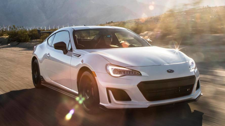 Subaru BRZ tS Could Return For 2020MY, EPA Listing Suggests