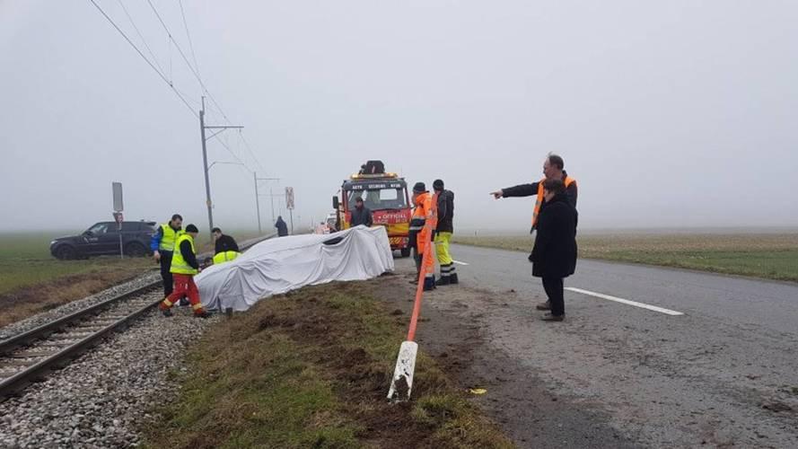 Alaposan összetört egy Koenigsegg Agera RS Svájcban