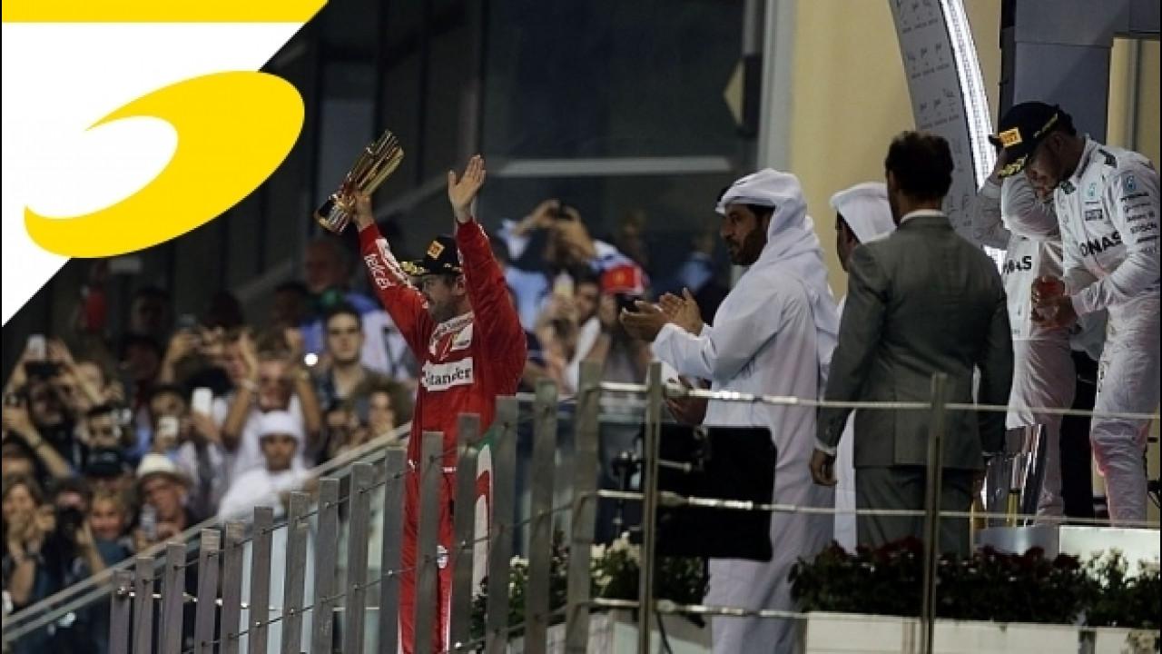 [Copertina] - Formula 1, Ferrari: il podio di Vettel fa bene al morale