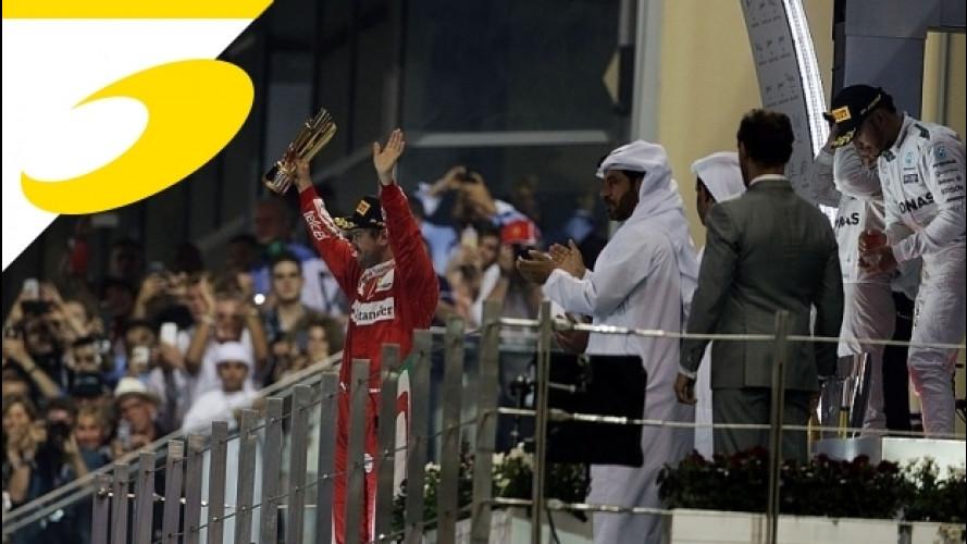 Formula 1, Ferrari: il podio di Vettel fa bene al morale