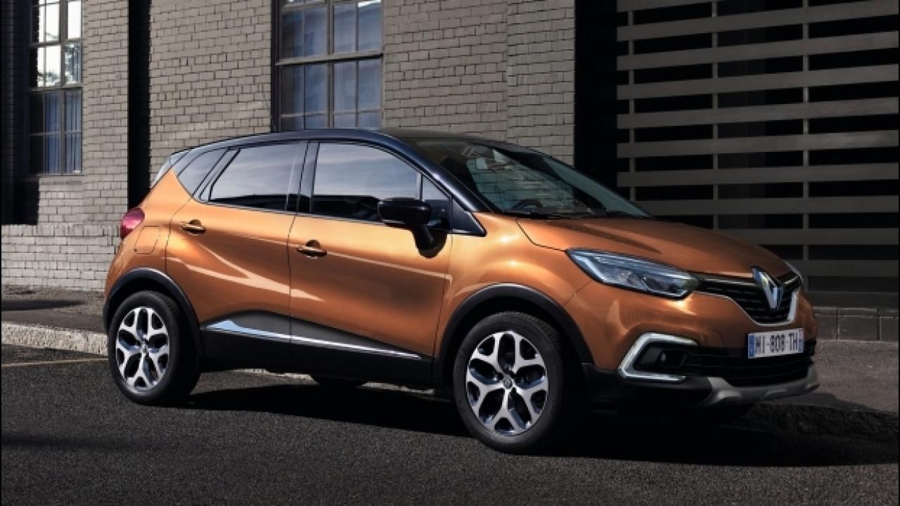 [Copertina] - Renault Captur restyling, così si rifà il trucco