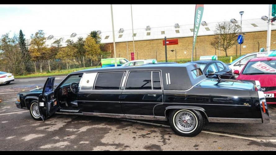 Trump, prezzo folle per la sua Limousine anni '80