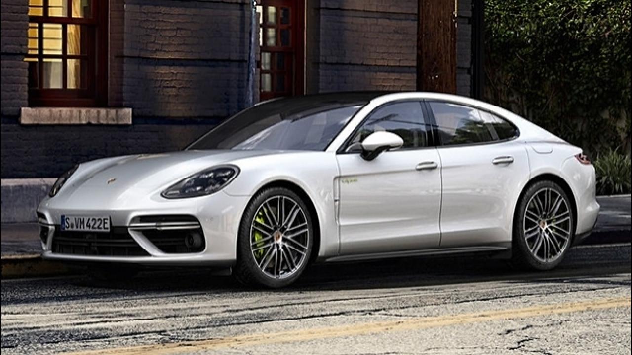 [Copertina] - Porsche Panamera Turbo S E-Hybrid, l'ibrida furiosa