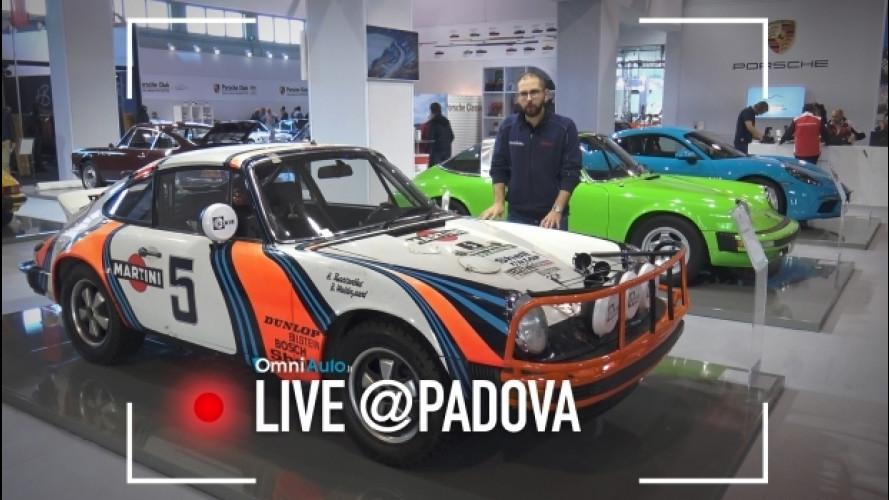 Porsche celebra i rally raid con la trazione posteriore