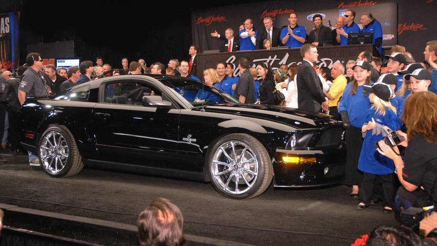 Top 10 Most Expensive Mustangs That Sold At Auction