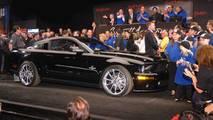 8. 2008 Shelby GT500KR - $550,000
