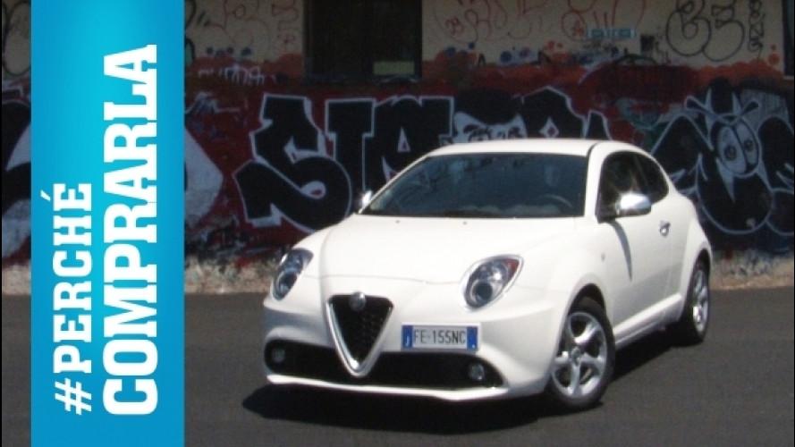 Alfa Romeo MiTo, perché comprarla… e perché no [VIDEO]