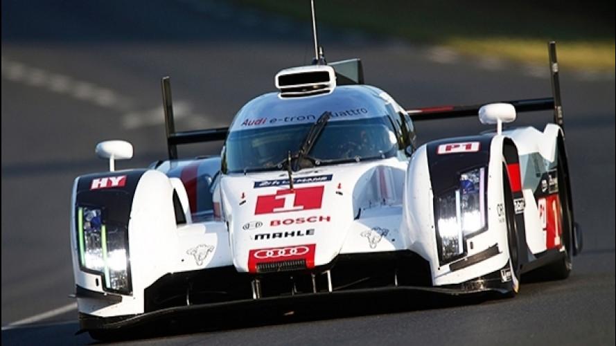 Audi, 16 anni di successi a Le Mans