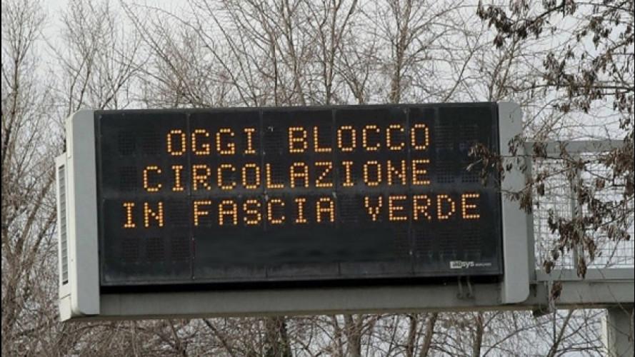 [Copertina] - Blocco del traffico a Roma, il 22 gennaio è Domenica a piedi