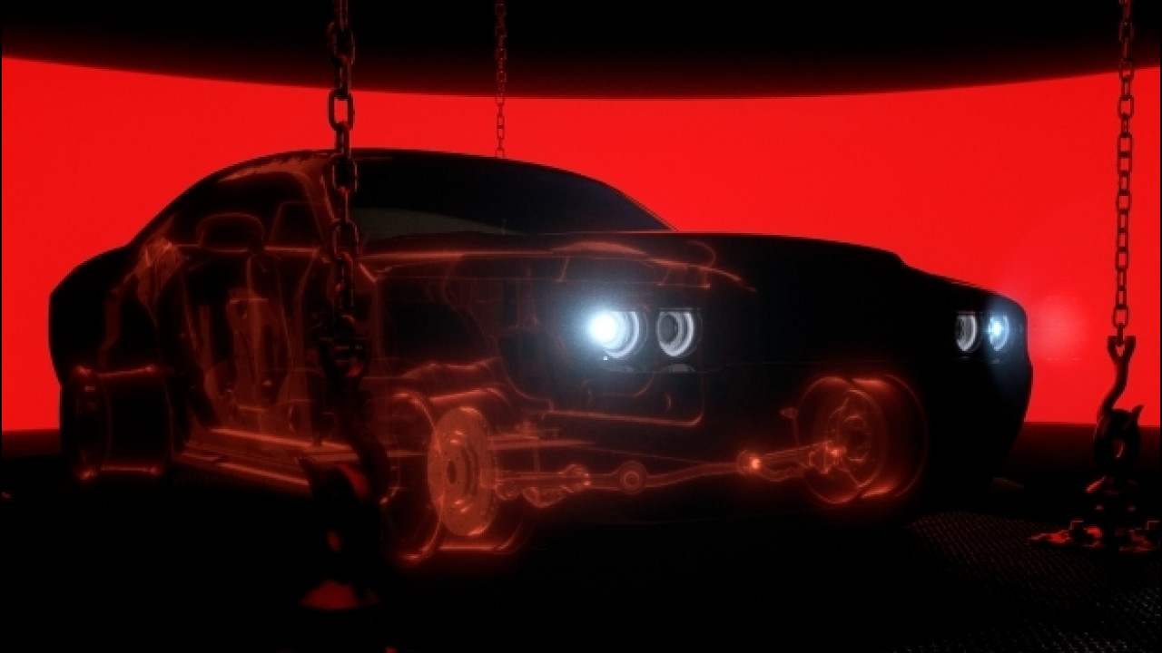 [Copertina] - Dodge Challenger SRT Demon, il teaser [VIDEO]