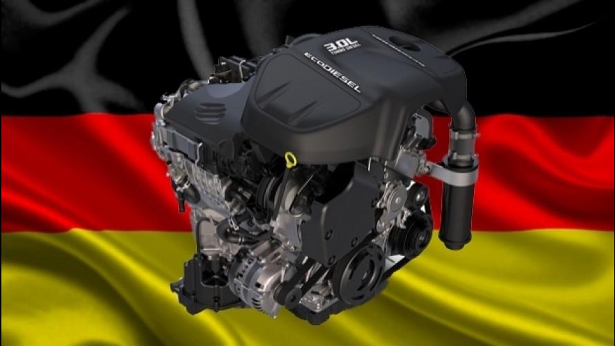 Caso diesel FCA, la Germania accusa l'Italia