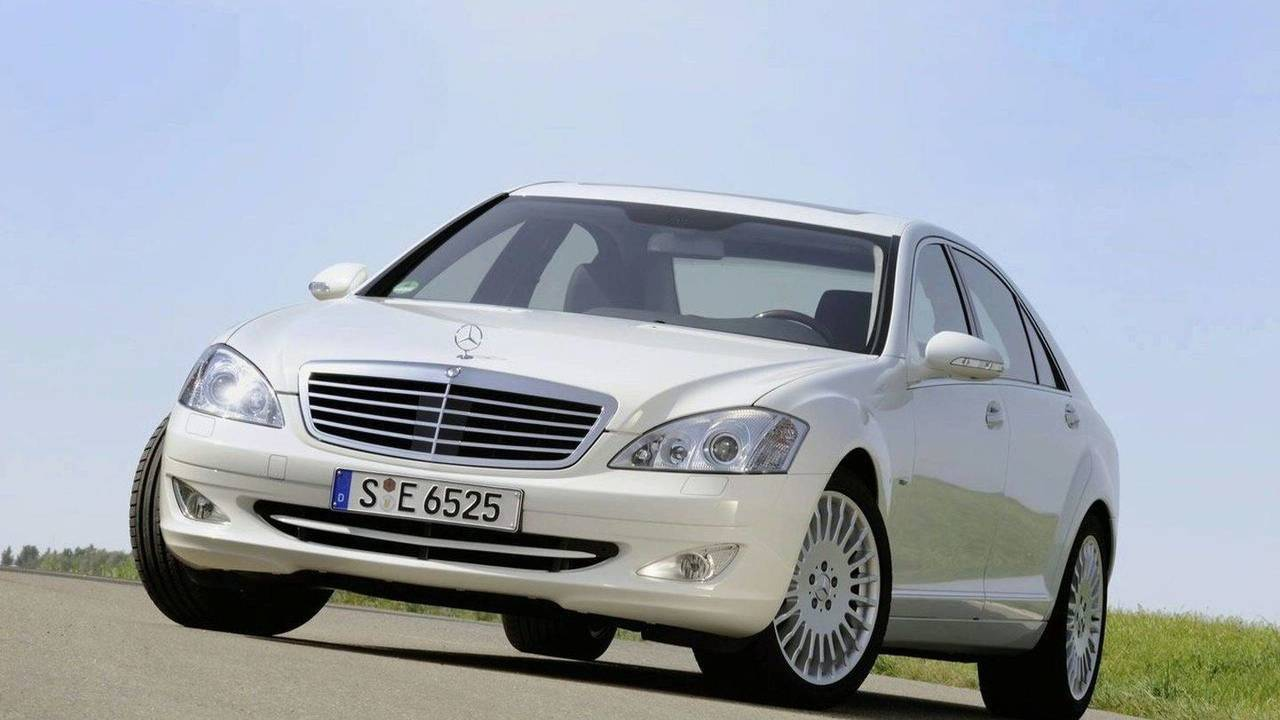 2012 World Green Car: Mercedes-Benz S 320 CDI BlueEfficiency