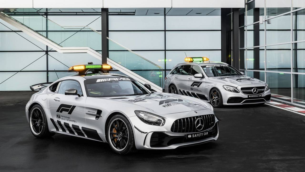 Mercedes Amg Gt R Revealed As The Most