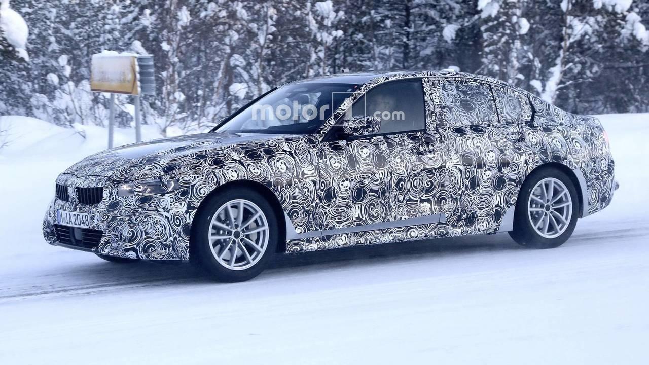 BMW haftanın casus fotoğrafı