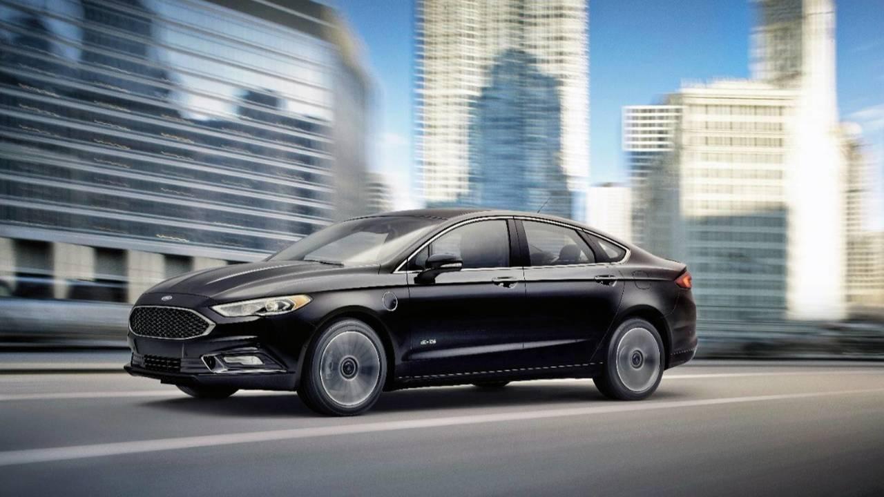 8. Ford Fusion Energi