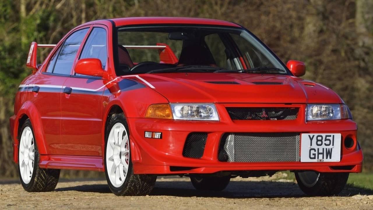 Mitsubishi Lancer Evolution VI TME