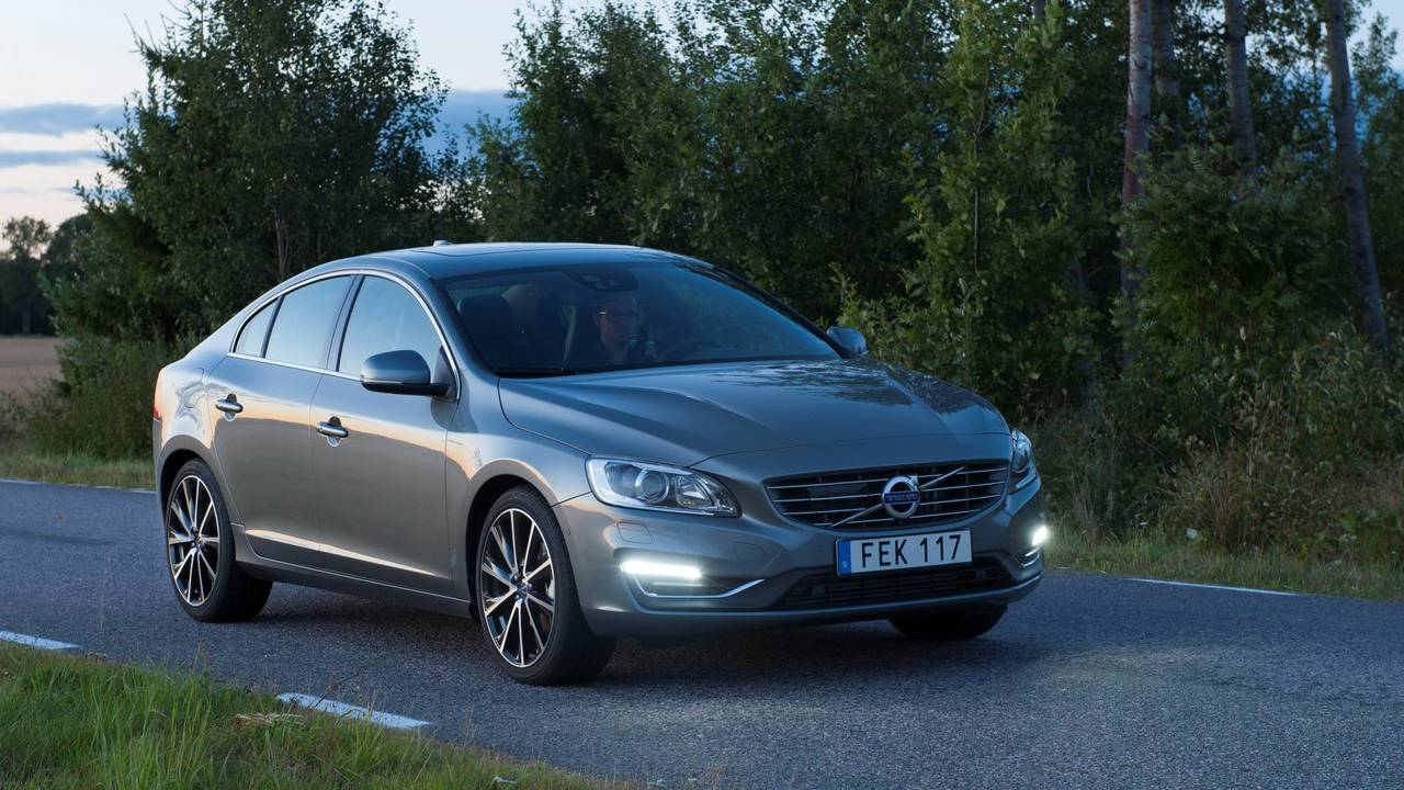 Volvo S60/S60 Cross Country