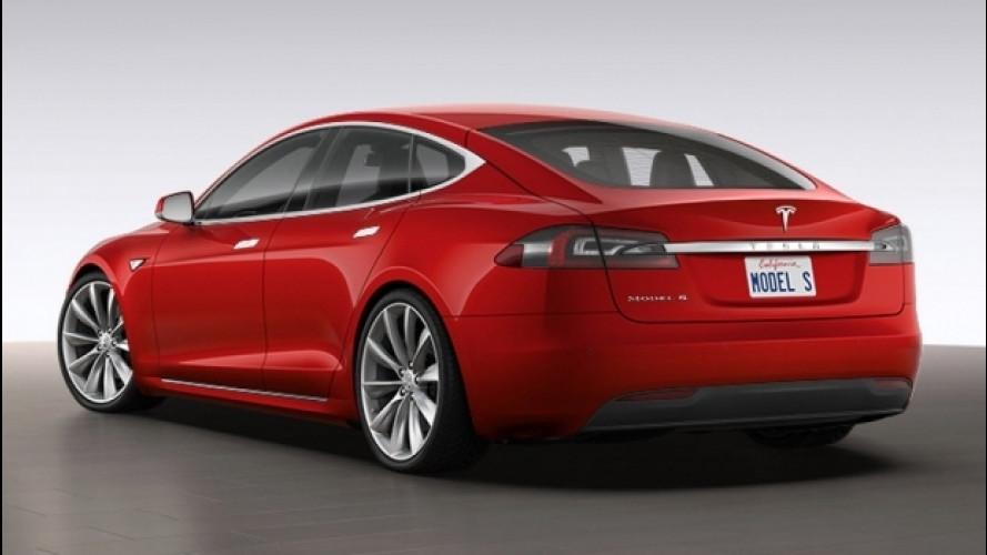 Tesla, fino a 632 km di autonomia per la Model S 100D