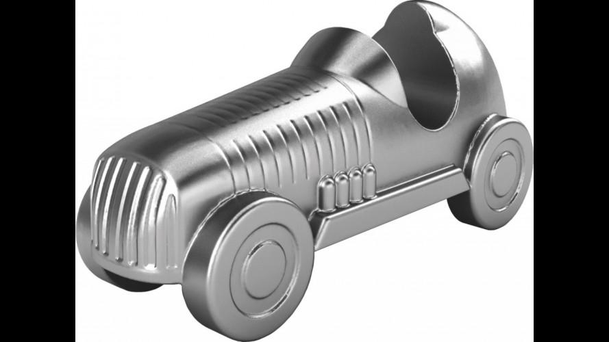 Monopoli cambia pedine e chiama all'appello le auto