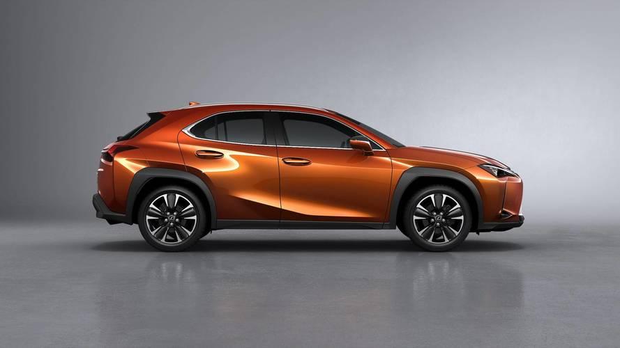 Precios del Lexus UX 2019: ya se admiten reservas