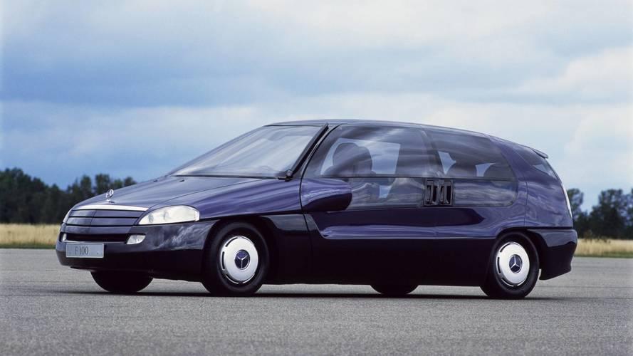 Unuttuğumuz Konseptler: 1991 Mercedes F100
