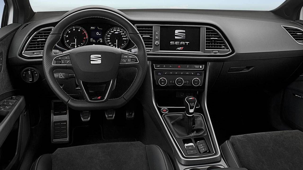 SEAT Leon Cupra 2018