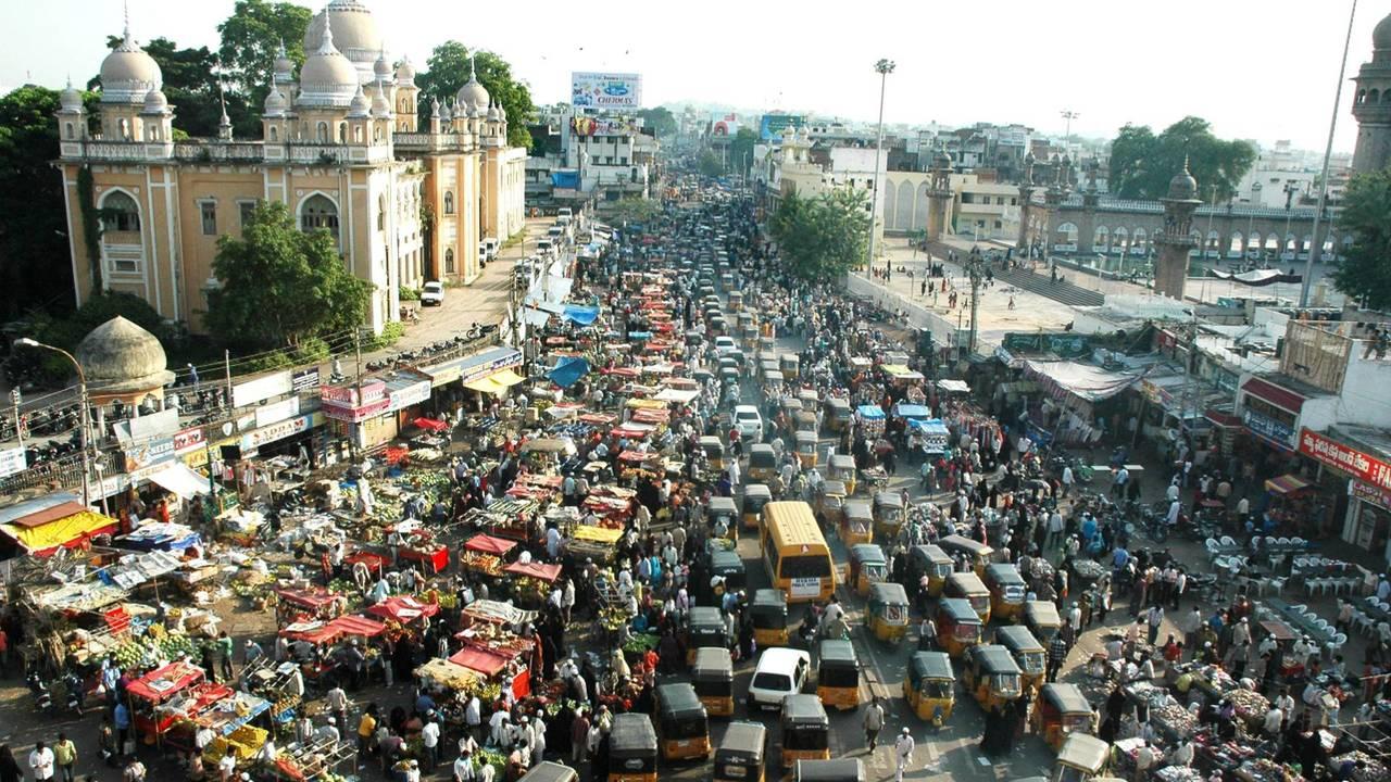 Hindistan trafiği