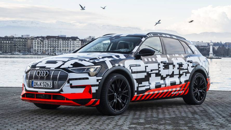 Audi Announces E-Tron Pricing In Germany, Expect $100,000 In U.S.