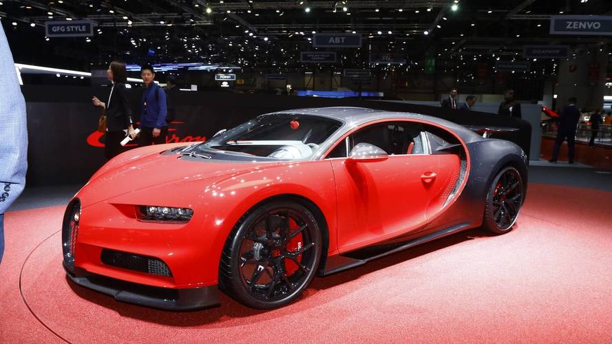 Bugatti Boss Confirms 'Future Projects' Are Underway