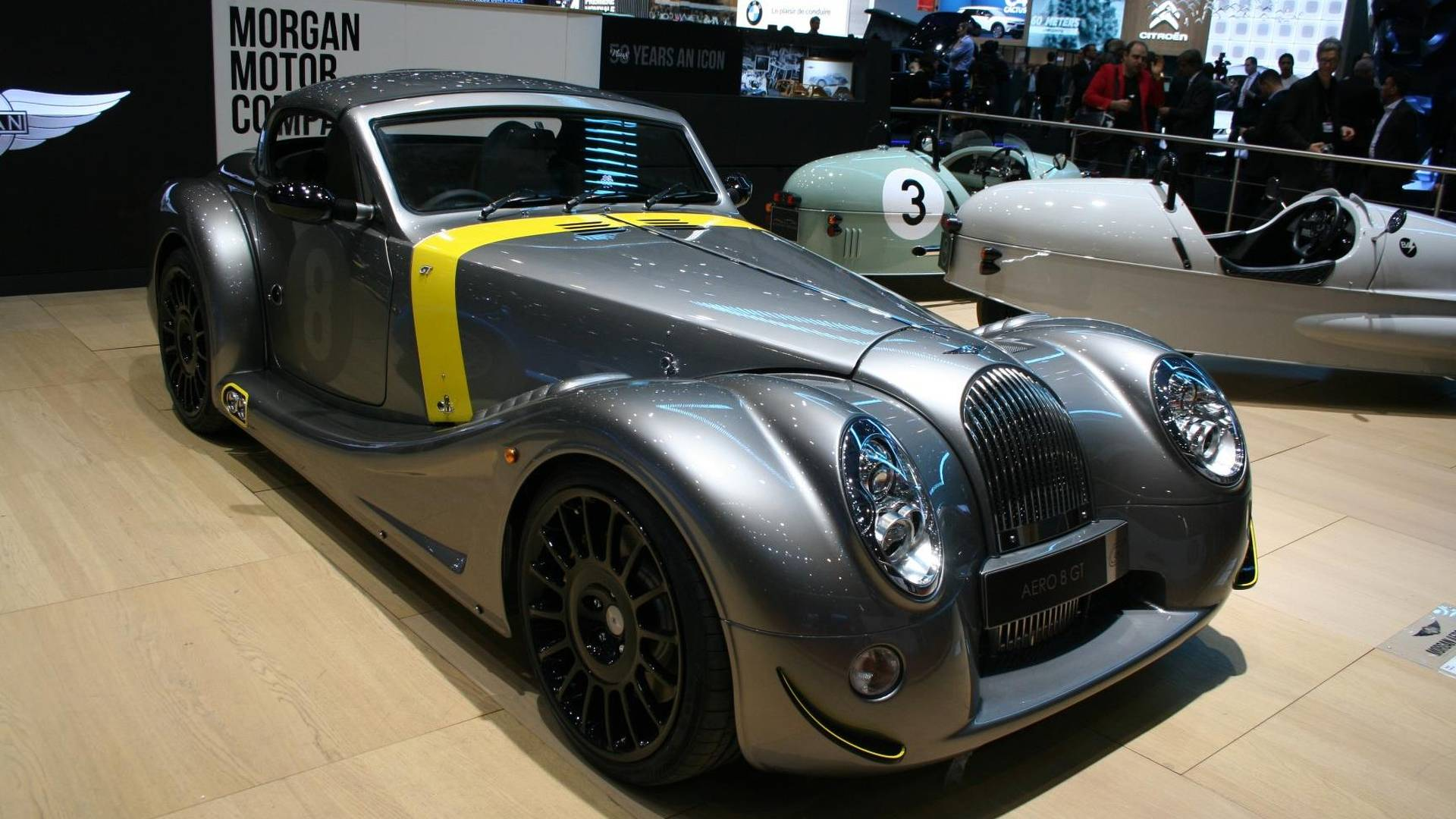 Morgan Aero Gt Is The Company S Most Extreme Road Car Ever