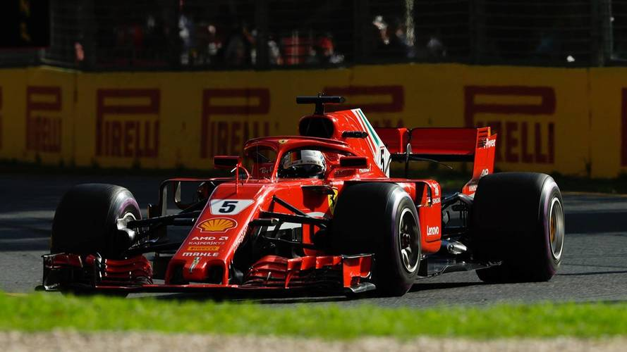 Formule 1 - La VSC offre la victoire à Vettel sur un plateau en Australie