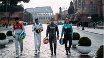 Roma ePrix Formula E, la presentazione
