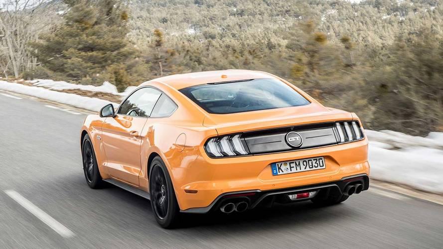 ¿Sabes cuánto cuesta el Ford Mustang en Estados Unidos?