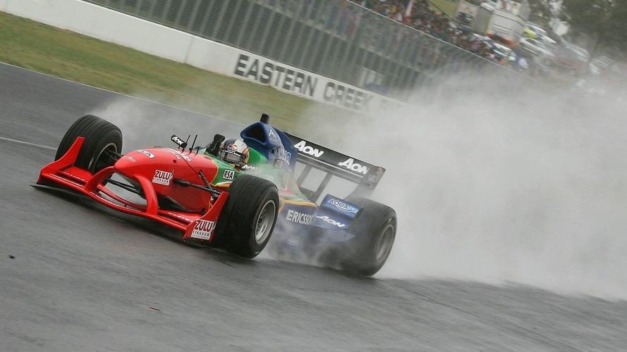 Adrian Zaugg Takes Australia A1 GP
