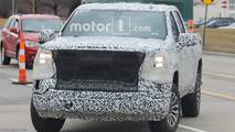 GMC Sierra Spy Photos